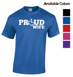 PROUD Wife T-Shirt