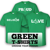 $15 Green Tees - March Special
