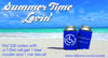 Circle of 3E Love Summer Coozie