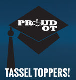 Proud OT Tassel Topper