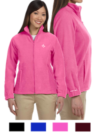 Women's Full-Zip Fleece
