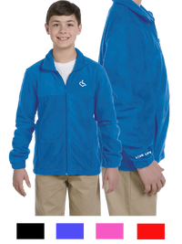 Youth Full-Zip Fleece