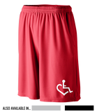 Wheelchair Heart Athletic Shorts w/ Pockets!