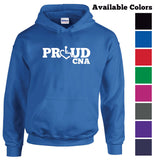 Proud CNA Hooded Pullover