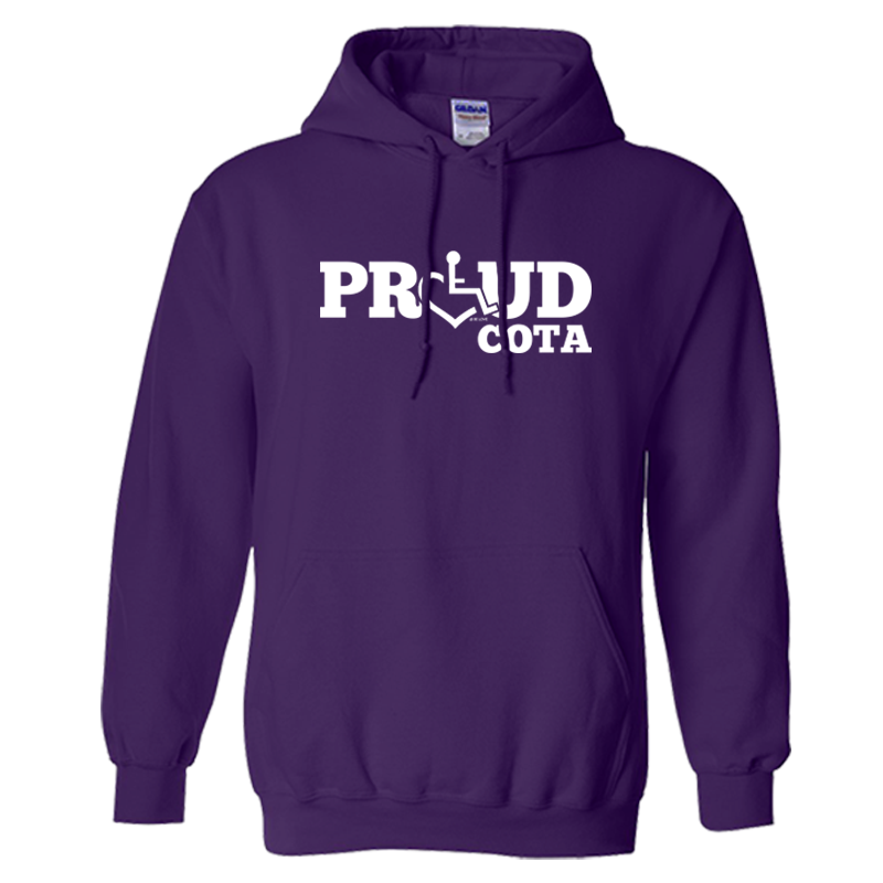 Proud COTA Hooded Pullover