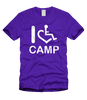 I Heart Camp Tshirt