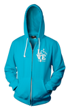 LOVE Therapeutic Recreation Hooded Zip-Up