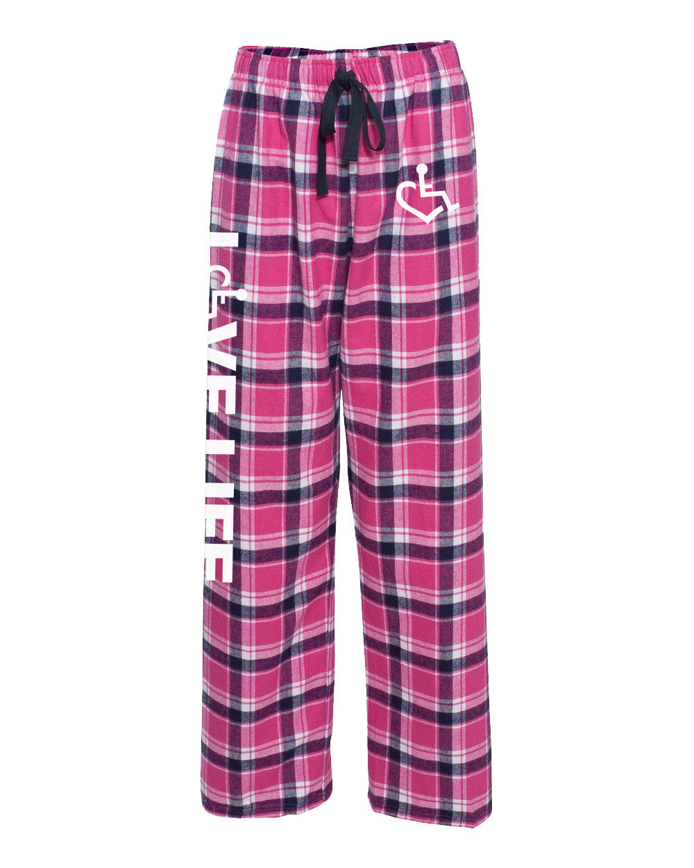 LOVE LIFE Flannel Pajama Pants - New Colors Available!
