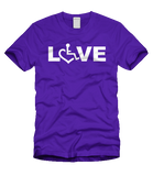 LOVE Tee - Purple