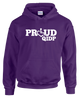 Proud QIDP Hooded Pullover