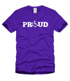 PROUD Tee - Purple