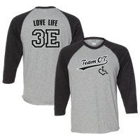 New! Team OT Baseball Tee