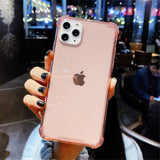 Case For iPhone 11 Pro  Soft  Silicone Back Cover