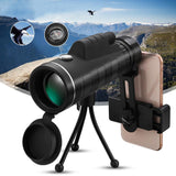 40X Zoom Telescope Phone Camera Monocular For iPhone Samsung one plus Huawei