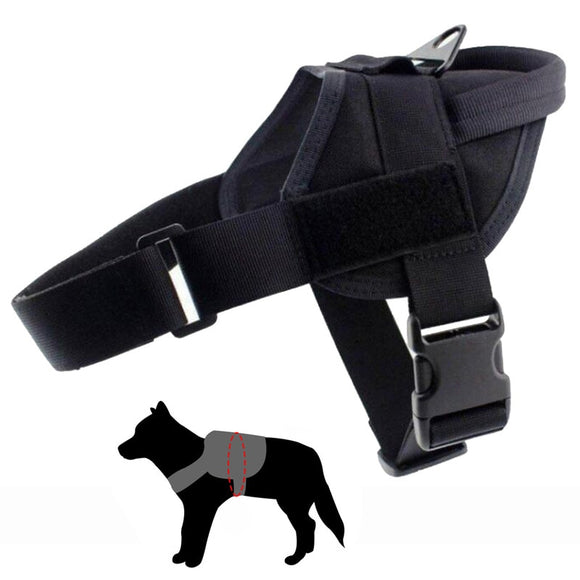 Dog Vest Hunting Nylon Army Police Pets Vest Military