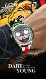 Joker Watch Men Top Brand Luxury Fashion Quartz