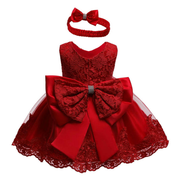 Baby Girls Dress Princess