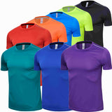 T Shirt Quick Dry Fitness Shirt Training exercise Clothes Gym Sports