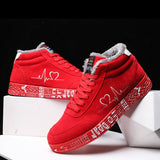 2020 Unisex Red Winter  Ankle Snow Boots .