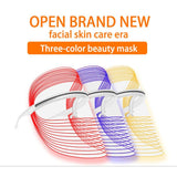 Photon Mask Facial Care Treatment  LED Beauty Mask Light Therapy Skin Care .