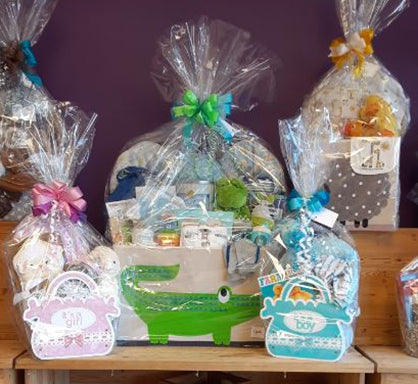 Baby Basket Display