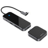 USB C Hub, Tiergrade 8-in-1 Type C Hub with Wireless Charger