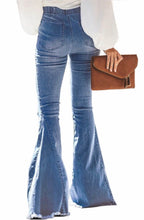 Load image into Gallery viewer, Denim Blue Wide Leg Jean