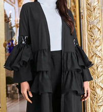 Load image into Gallery viewer, Sequence abaya