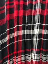 Load image into Gallery viewer, Plaid Long Sleeve Maxi