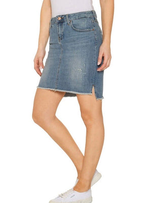 LTB Mirah Denim Skirt-Raya Wash