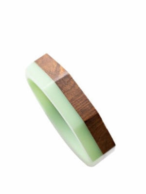 Stilen Kea Bangle-Mint - Trio Boutique Geraldine