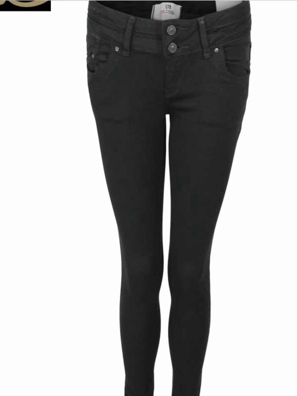 LTB Julita Jean-Black Wash