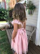 Load image into Gallery viewer, Sophia Dress -Dusty Pink