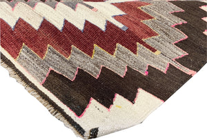 Turkish Handwoven Kilim Rug Melbourne