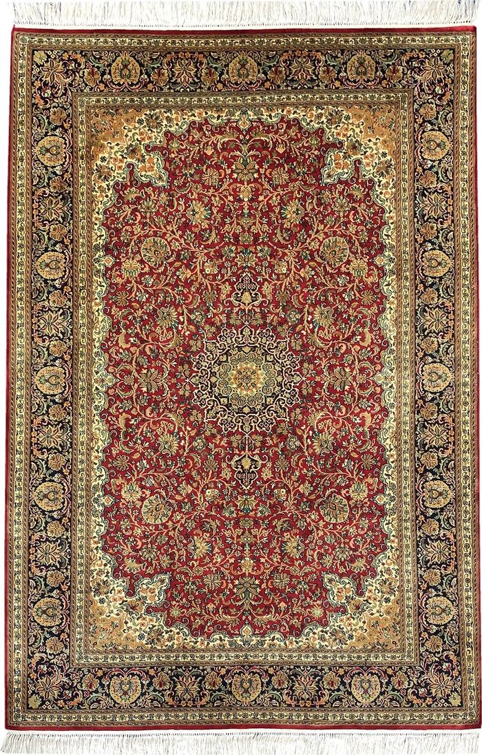 TRADITIONAL RUG - SLK38 | 183CM X 123CM