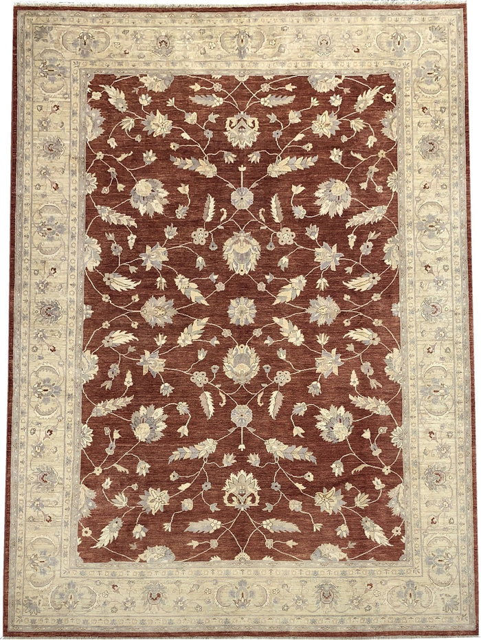 TRADITIONAL RUG - AFG1008 | SIZE: 417CM X 304CM