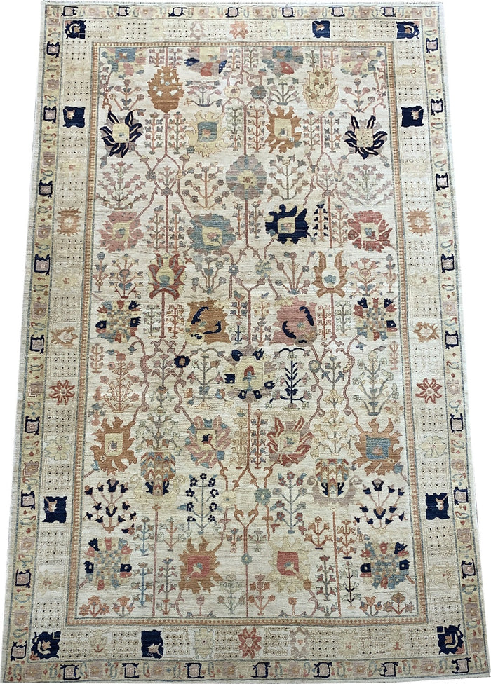 TRADITIONAL RUG - AFG888 | SIZE: 490CM X 290CM