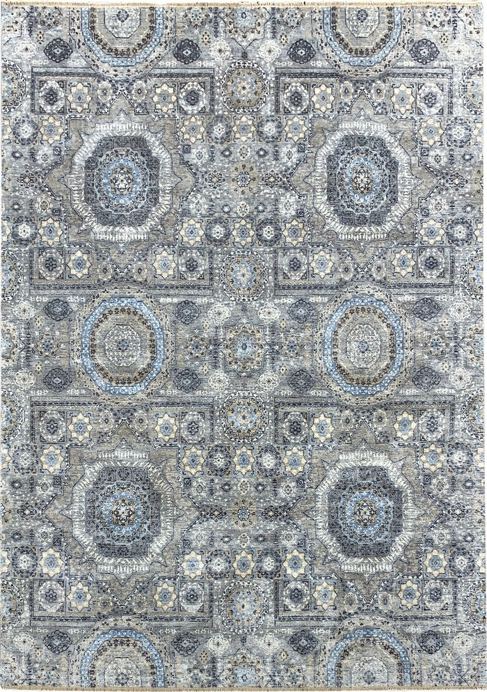 TRANSITIONAL RUG - SIZE: 377CM X 270CM