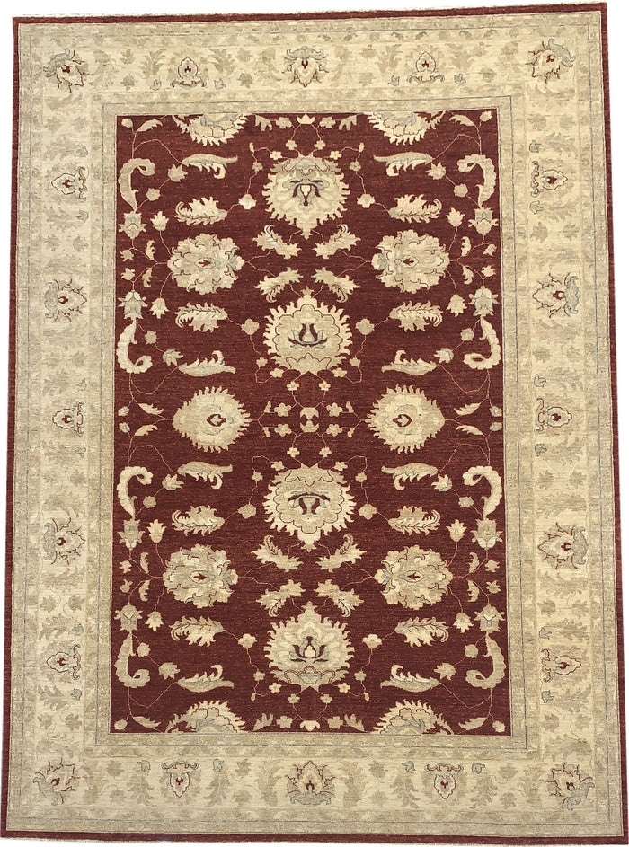 TRADITIONAL RUG - SIZE: 417CM X 305CM