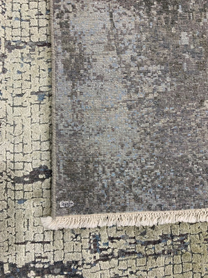 Contemporary Handmade Rug Melbourne - Silk Embossed Rug