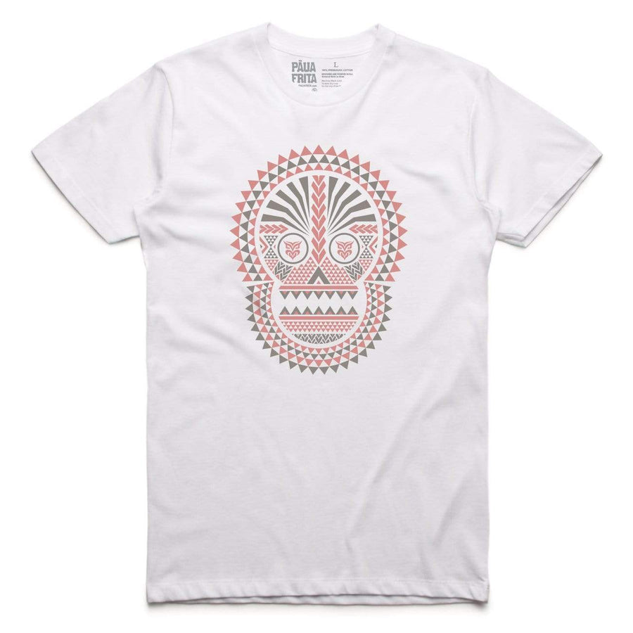 Brand: Artist Series Tee Shirt LARGE / WHITE Contiki Tee (SIZE LARGE ONLY)