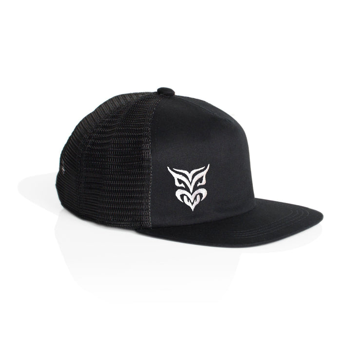 Brand: MOKO Cap ONE SIZE / BLACK Moko Low Profile Trucker Cap
