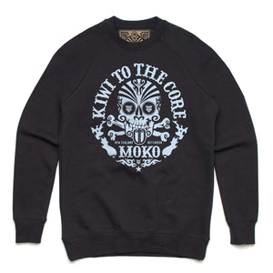 Brand: MOKO Sweatshirt Kiwi to the Core Sweatshirt