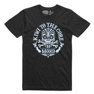 Brand: MOKO Tee Shirt Kiwi to the Core MENS TEE