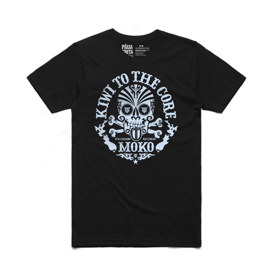 Brand: MOKO Youth Tee Shirt Kiwi to the Core YOUTH TEE
