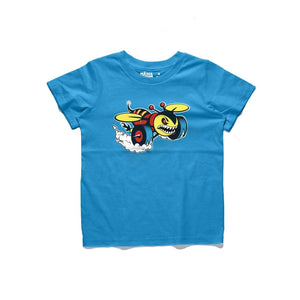 Brand: Paua Frita Kids Tee Shirt Wicked Buzz KIDS TEE