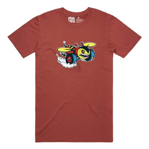 Brand: Paua Frita Tee Shirt Wicked Buzz MENS TEE