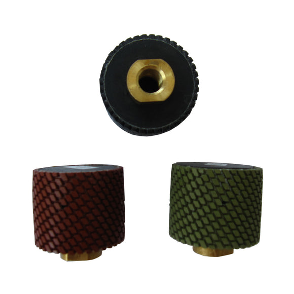 Resin Diamond Polishing Drum Wheel for Granite Marble