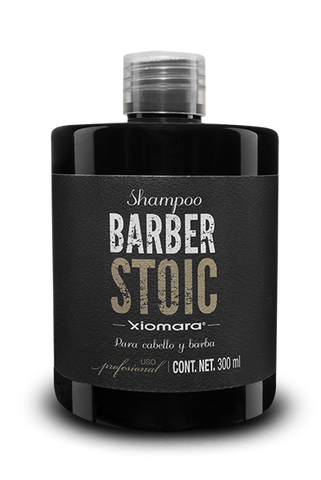 Barber Stoic Shampoo 300 ml - Alhóndiga Shop