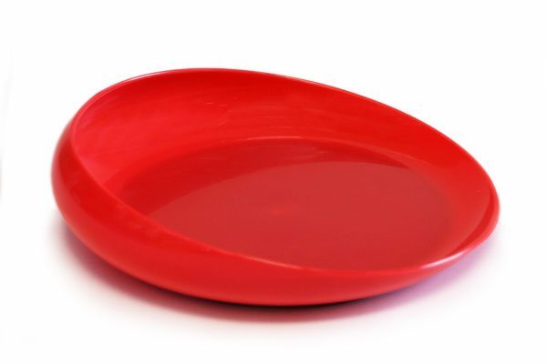 Scoopy® Scoop Dish - Red